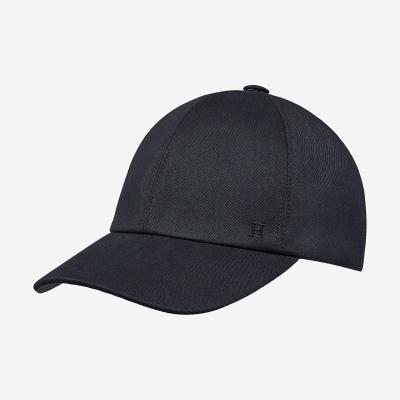 Hermes Signature Black Cap