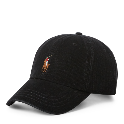 Ralph Lauren Black Cap