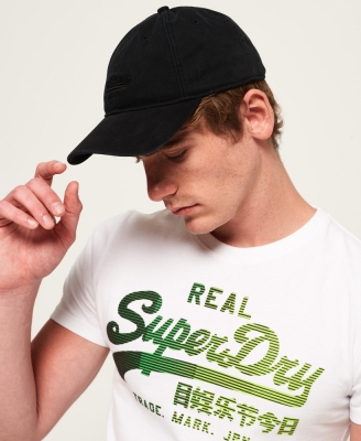 Superdry Classic Dad - Black