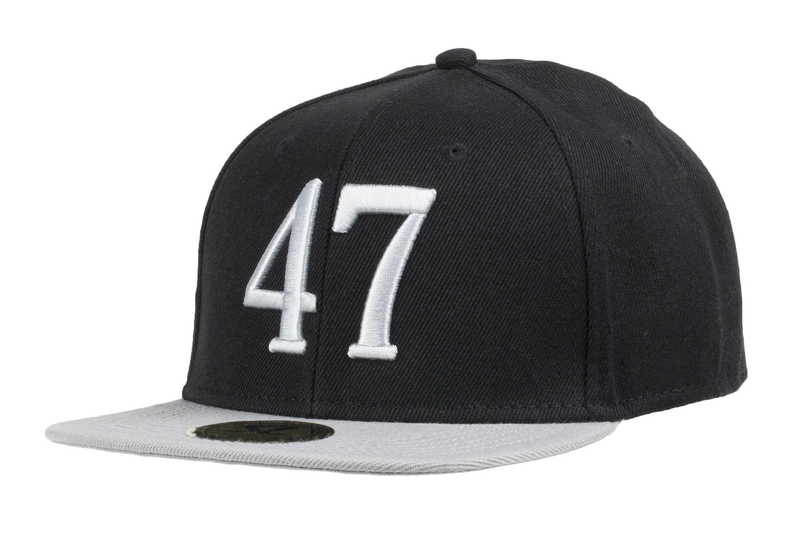 Classic 47 Snap Black/Grey