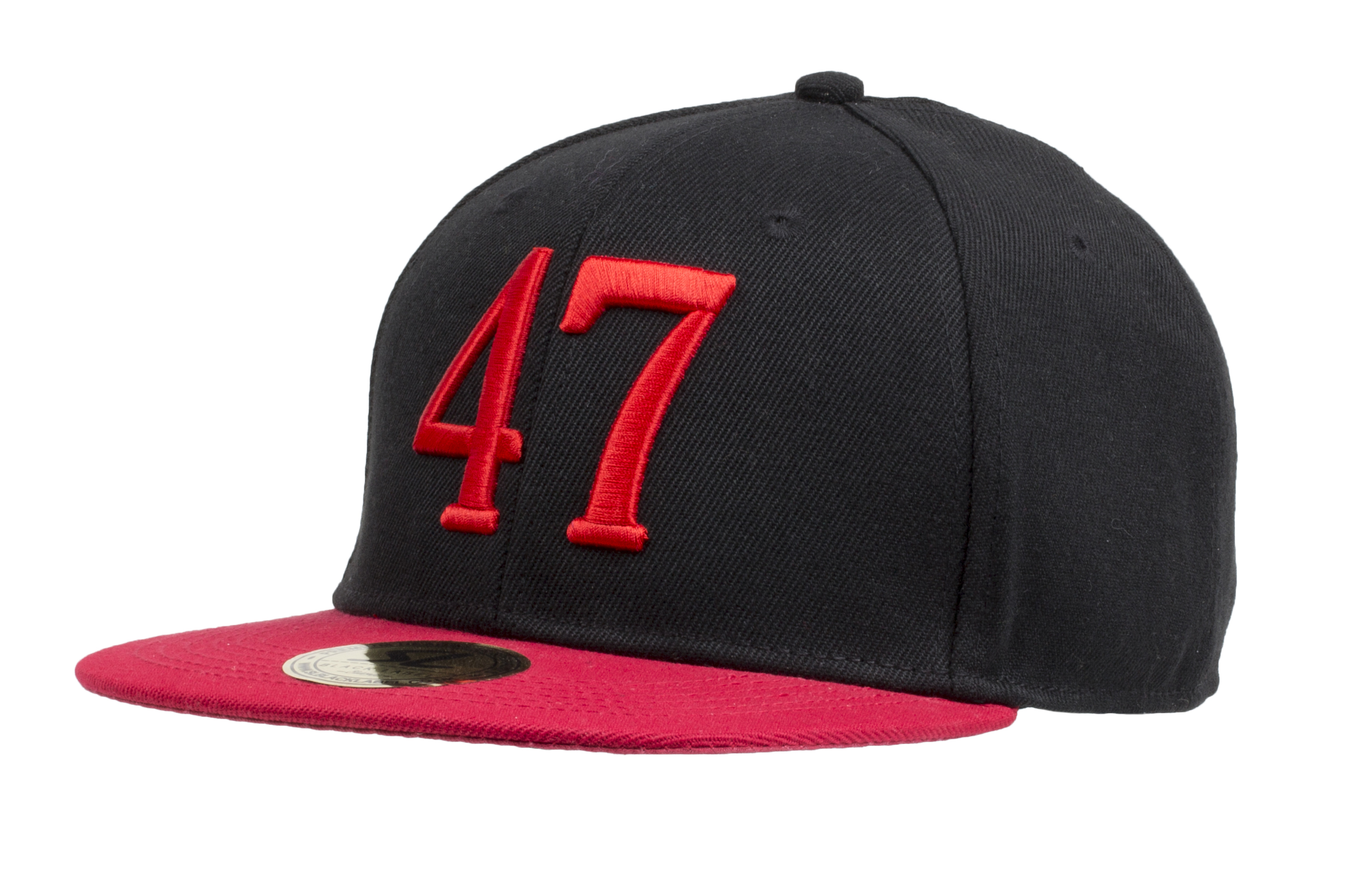 Classic 47 Snap Black/Red
