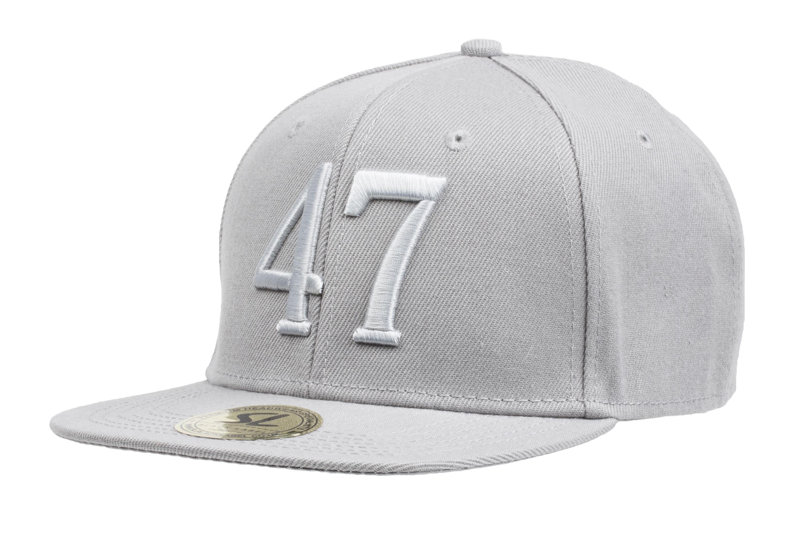 Classic 47 Snap Grey