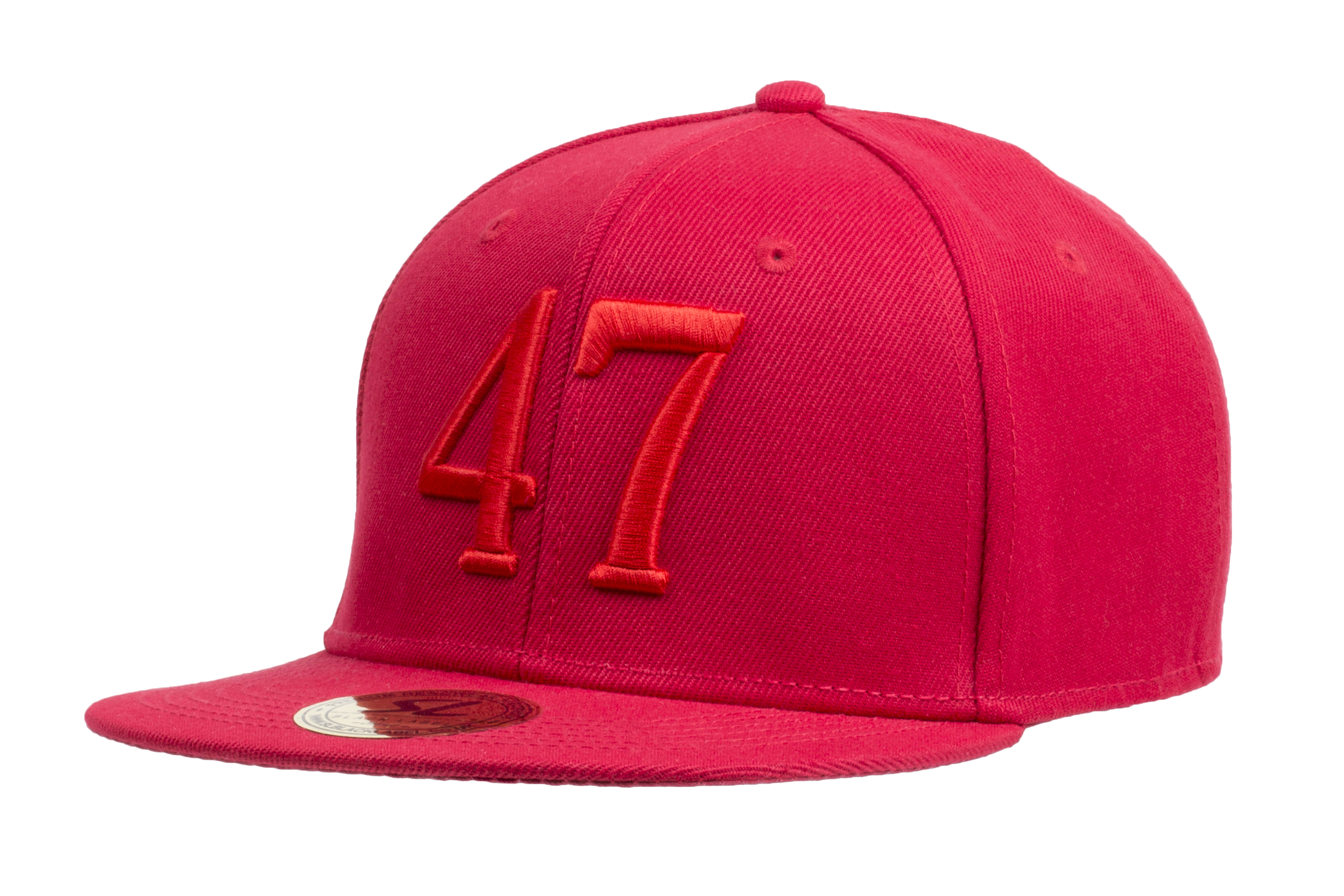 Classic 47 Snap Red
