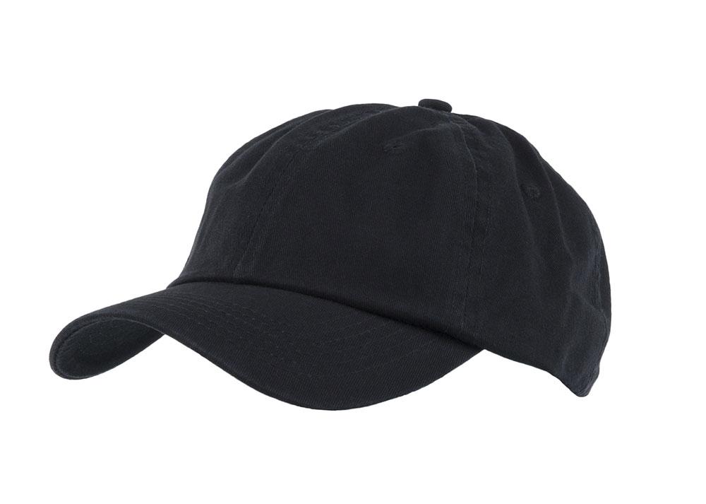 Classic 47 Chino Cap - Black