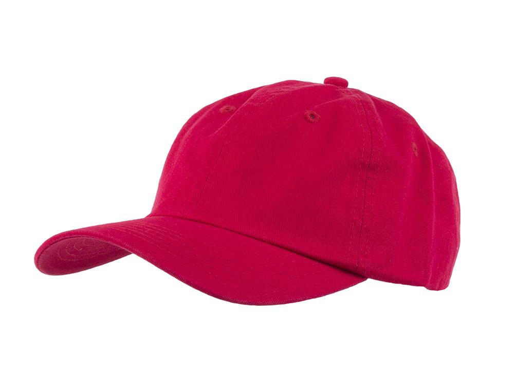 Classic 47 Chino Cap - Red