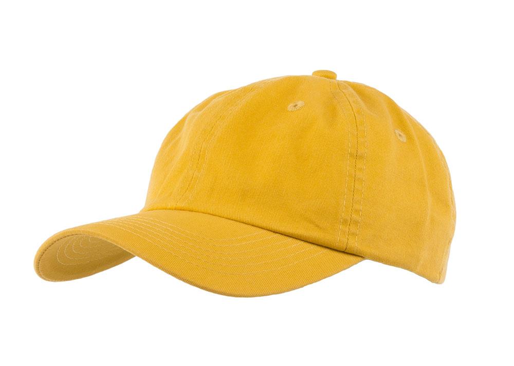 Classic 47 Chino Cap - Mustard