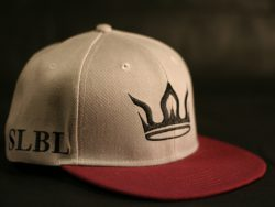 Grey and Maroon Snapback colour options
