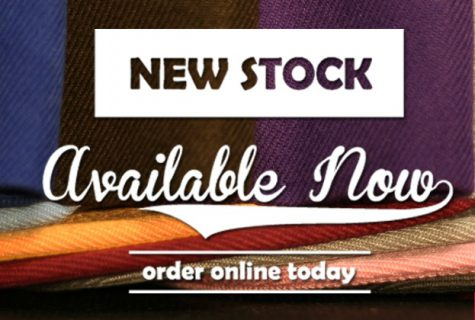 Off the Shelf New Colour options