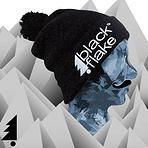 Blackflake custom beanie