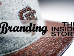 Branding the inside story
