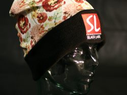 Floral Print Sublimated Custom Beanie