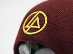 3D Embroidery Example to our Winter Beanies - LP