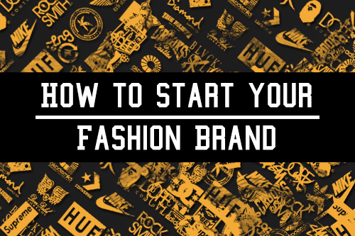 How To Start A Clothing Brand Sl Black Label