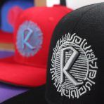 SL Black Label Reinforced Records Custom Snapbacks with 3D embroidery