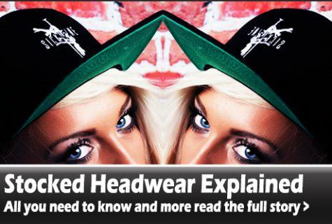 STOCKED HEADWEAR