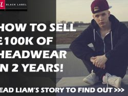 how to start your own clothing brand uk