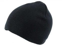 Essential 47 Beanie 0002 - Black