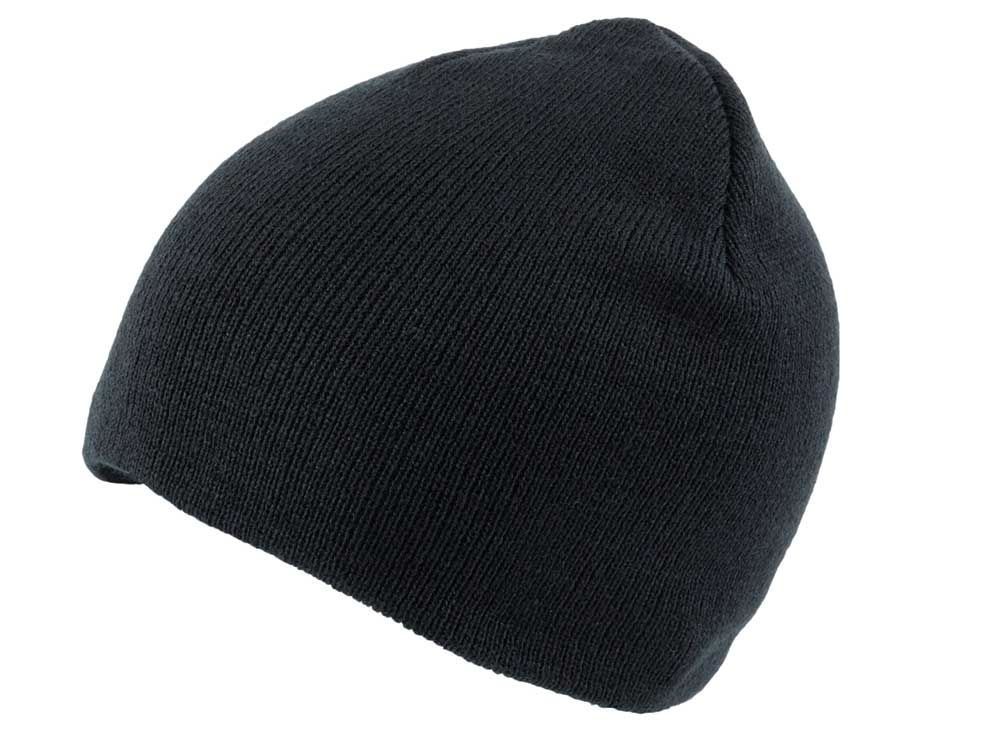 Essential 47 Beanie 0002 - Black