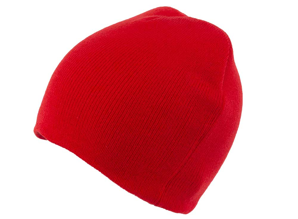 Essential 47 Beanie 0002 - Red