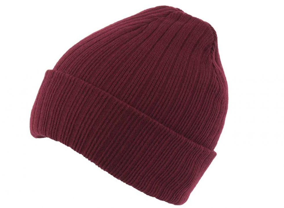 Classic 47 Ribbed Beanie
