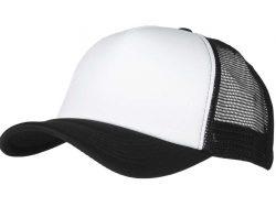 Essential 47 Trucker - Black/White