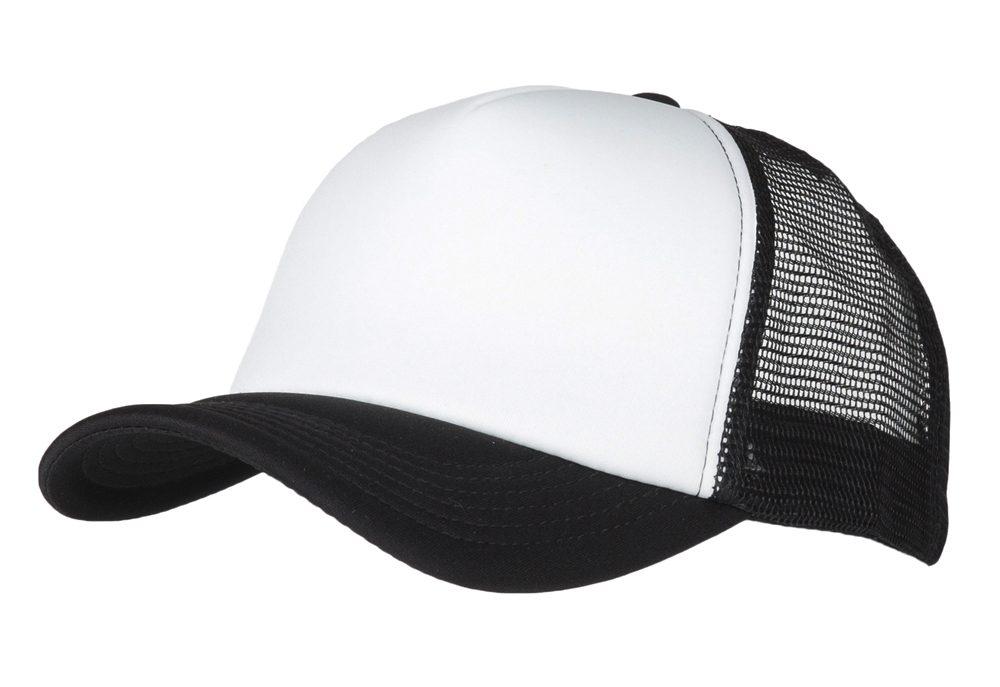 Retro 47 Trucker - Black/White