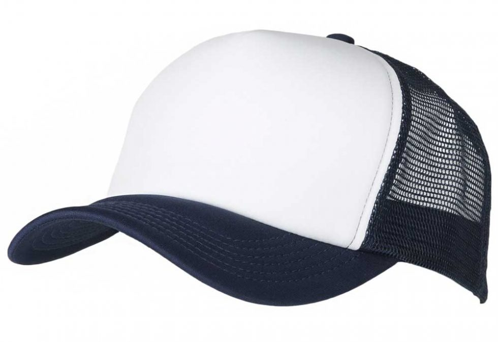 Essential 47 Trucker - Navy/White