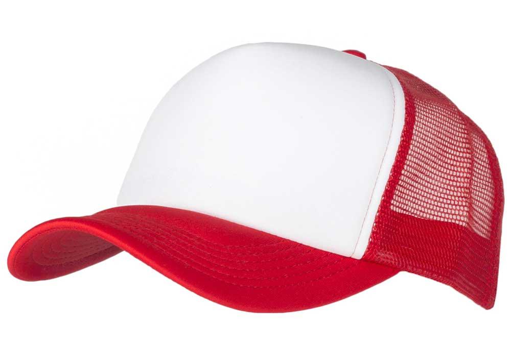 Essential 47 Trucker - Red/White