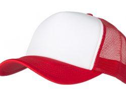 Retro 47 Trucker - Red/White