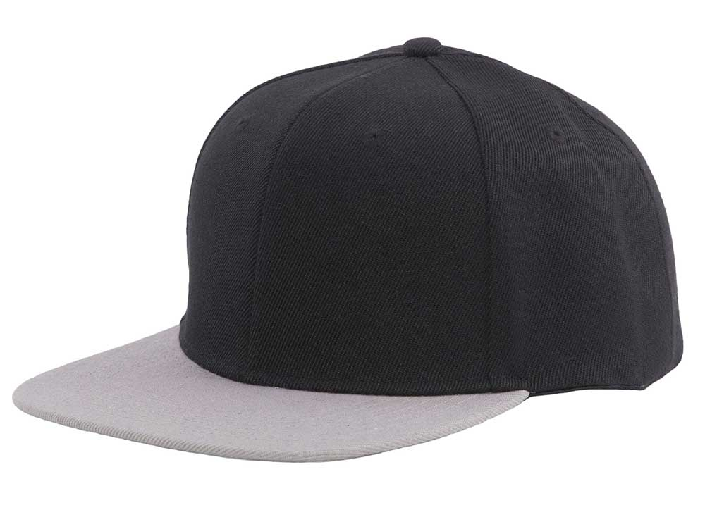 Essential 47 Snapback - Black/Grey