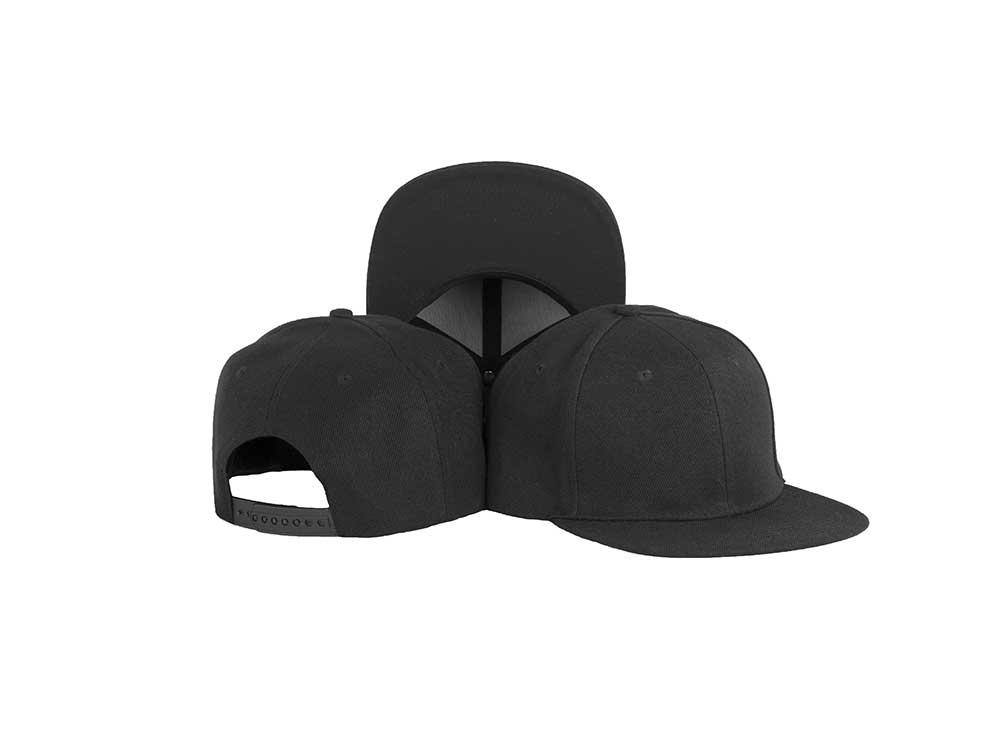 Essential 47 Snapback - Group Black