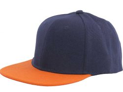 Essential 47 Snapback - Navy/Orange