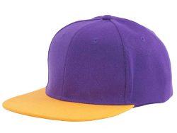 Essential 47 Snapback - Purple/Gold