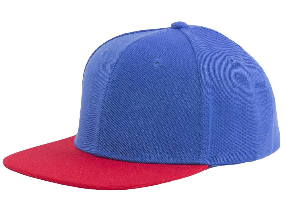Essential 47 Snapback - Royal/Red