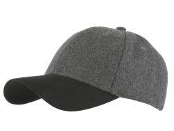 Classic 47 Melton Grey/Black Quality