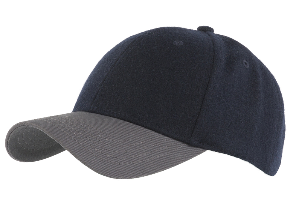 Classic 47 Melton Navy/Grey