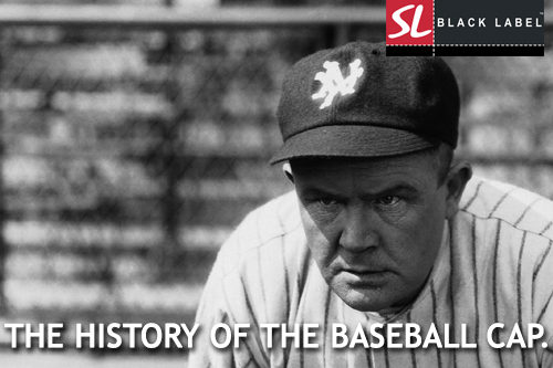 HISTORY OF BASEBALL CAP