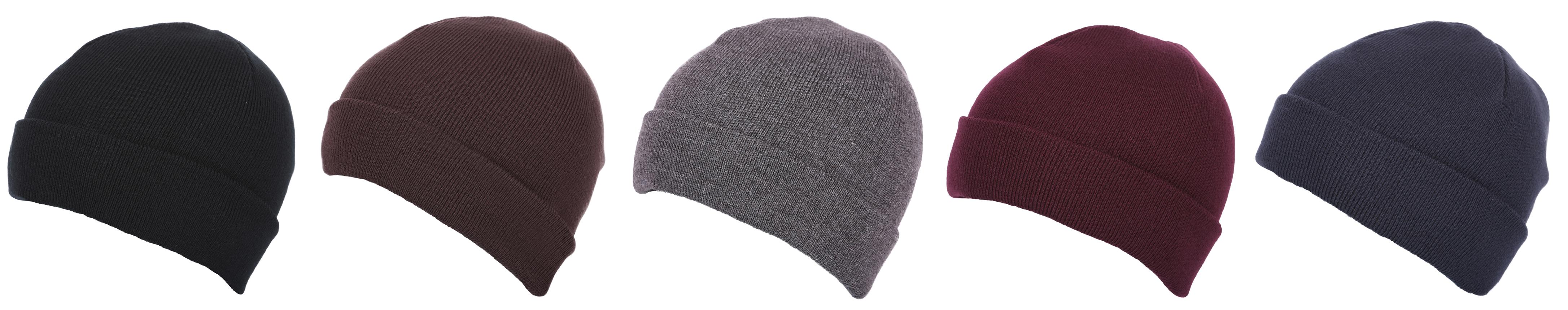 Classic47 Knit Beanie (Top 5 AW Headwear)