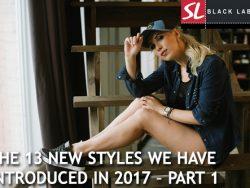 13 NEW STYLES PART 1