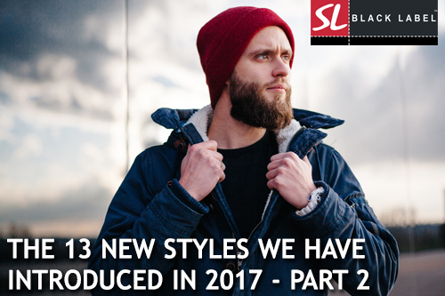 49870d88161 05th December 2017The 13 new styles we have introduced in 2017 – Part 2