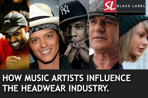 MUSIC HEADWEAR
