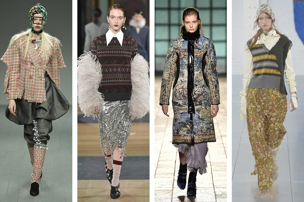 ENGLISH ECCENTRICS TREND