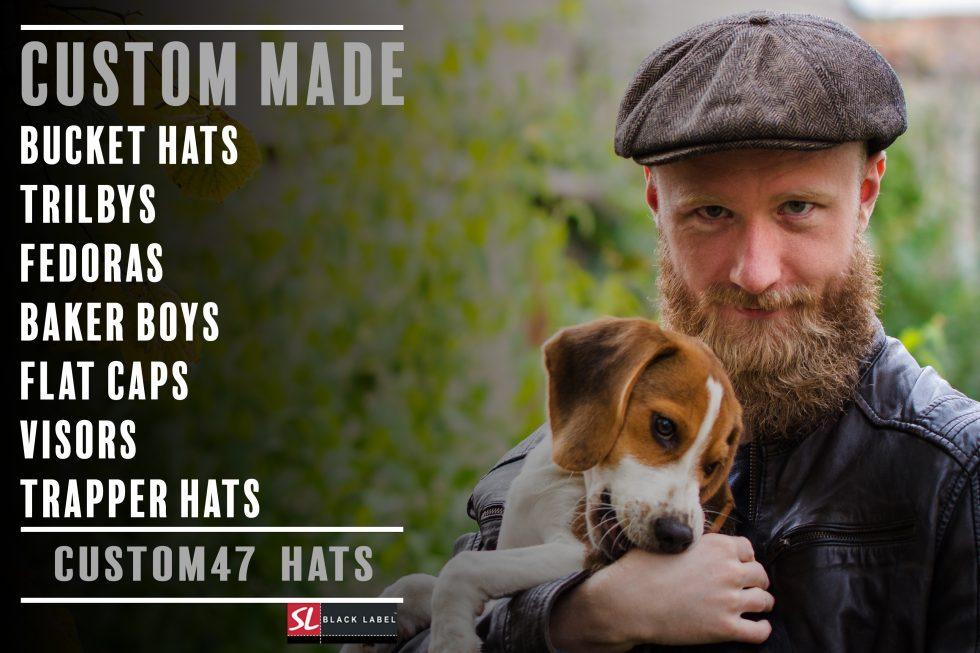 CUSTOM 47 HATS