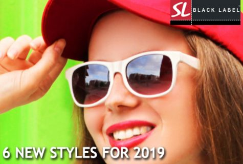 6 NEW STYLES 2019