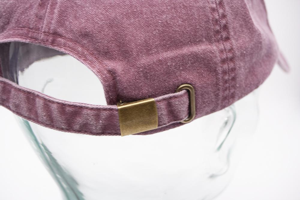 Retro47 Pigment Maroon Inner Buckle