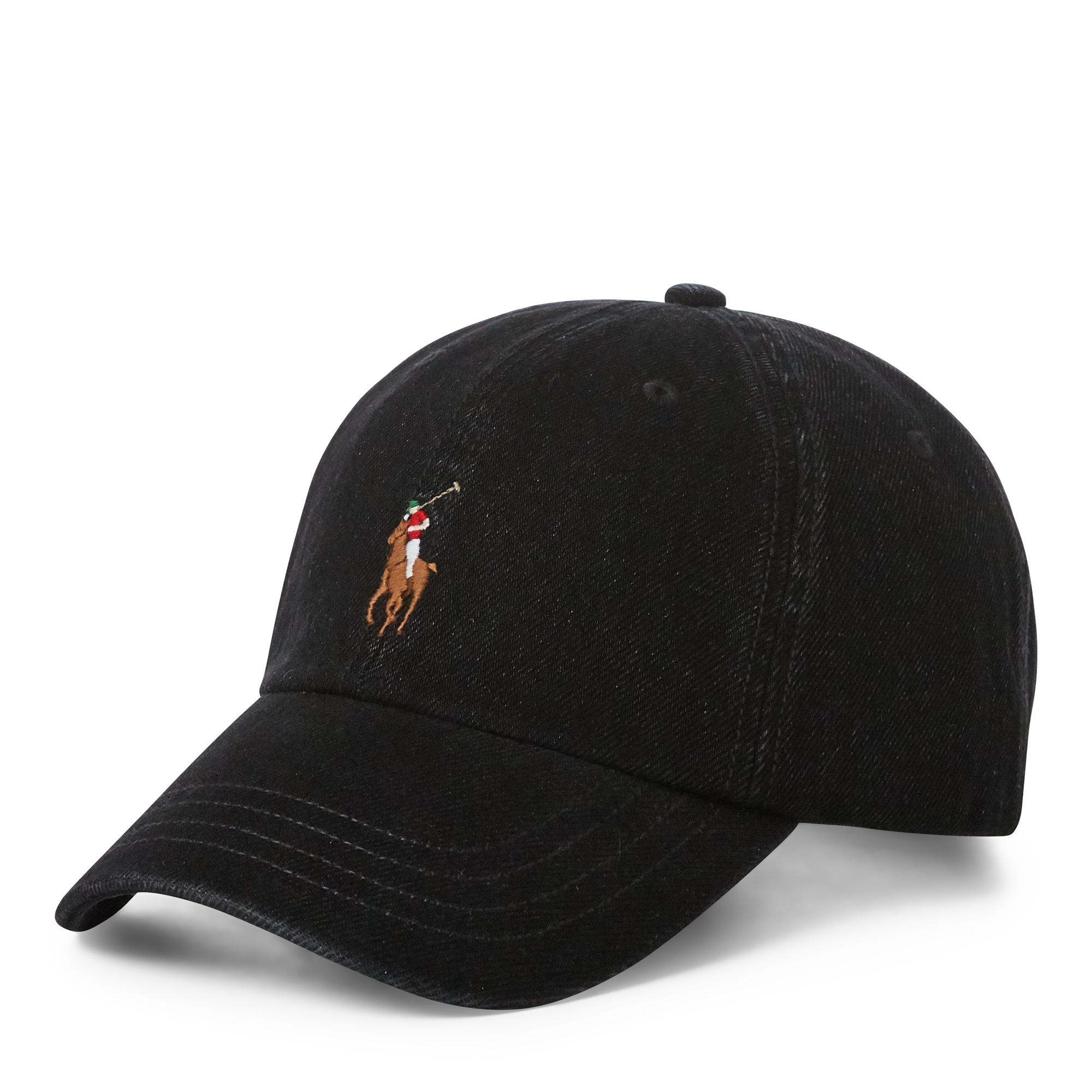 Ralph Lauren Black Cap