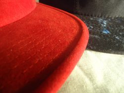 Velvet Custom 5 Panel Cap