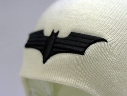 3D Embroidery Example to our Winter Beanies - BM