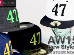 AW15 STOCK NOW IN