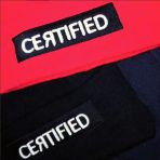 CERTIFIED CLOTHING
